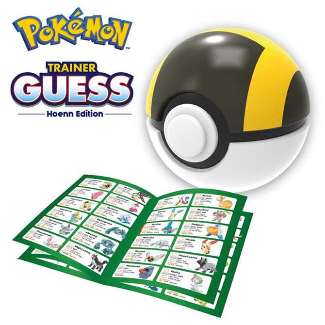 Character Options Pokémon Trainer Guess Hoenn Edition
