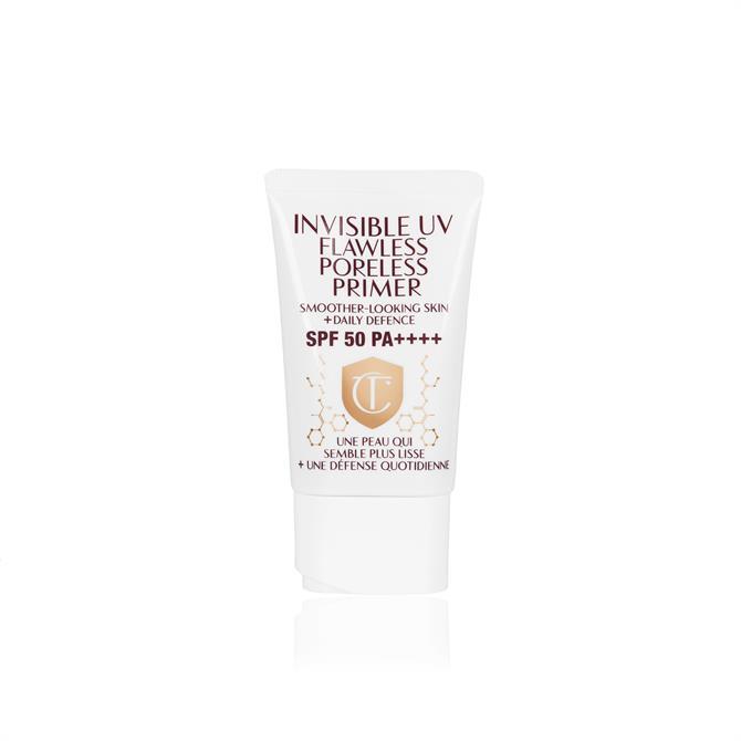Charlotte Tilbury Invisible UV Flawless Poreless Primer SPF 50