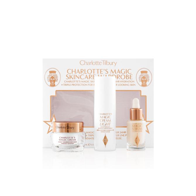 Charlotte Tilbury's Magic Skincare Wardrobe Gift Set