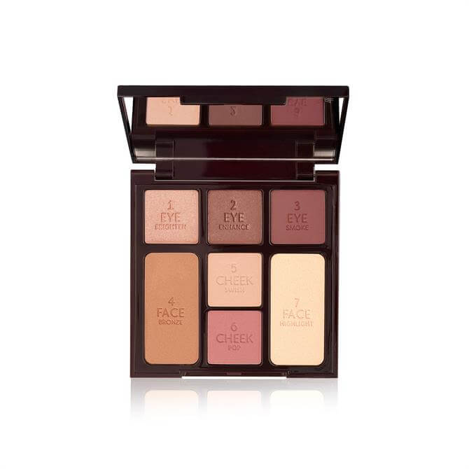 Charlotte Tilbury Instant Look In a Palette- Gorgeous Glowing Beauty
