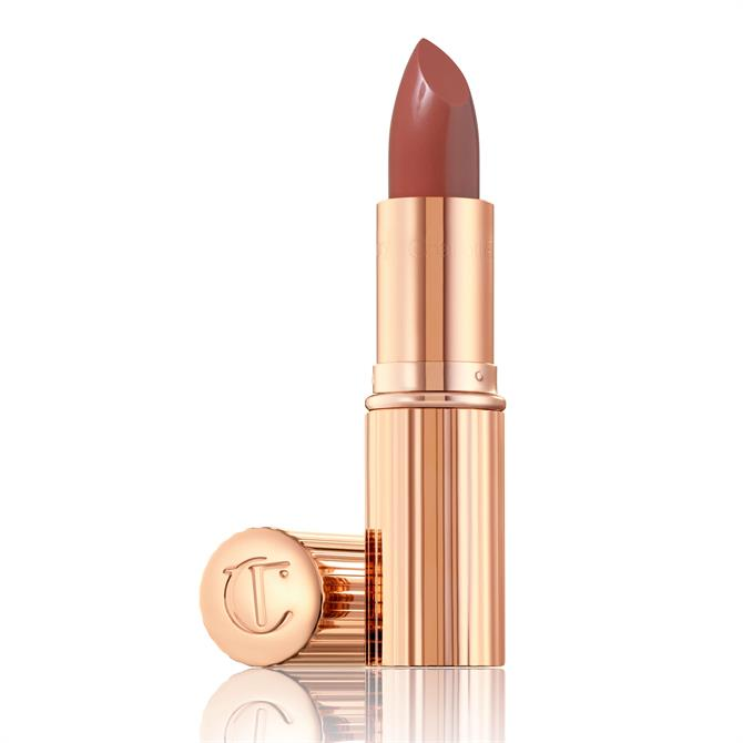 Charlotte Tilbury NEW! K.I.S.S.I.N.G. Lipstick in Pillow Talk Intense