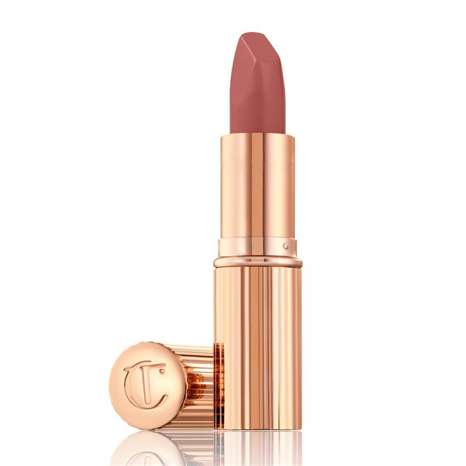 Charlotte Tilbury NEW! Matte Revolution Lipstick in Pillow Talk Medium