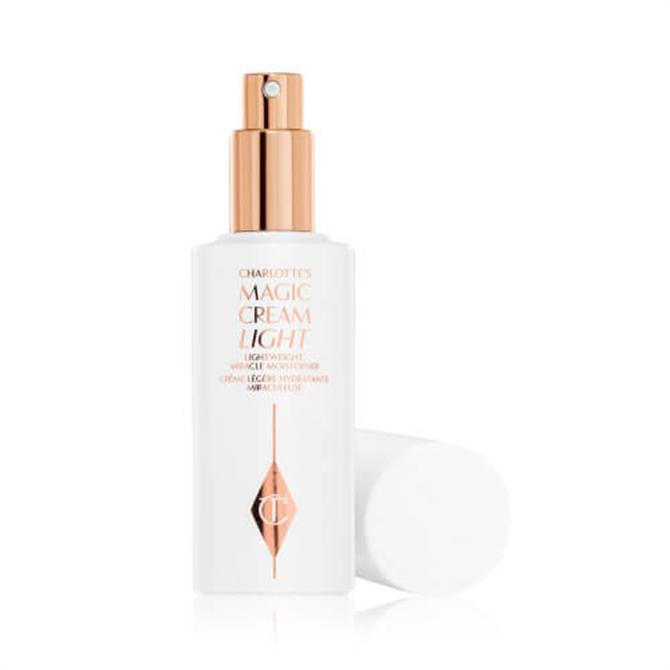 Charlotte Tilbury Free Magic Cream Light full size worth £75 when you spend £125 or more