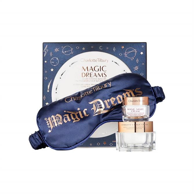 Charlotte Tilbury Magic Dreams Skincare Kit- Day & Night Cream