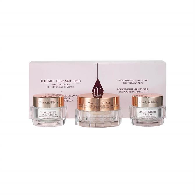 Charlotte Tilbury The Gift Of Magic Skin- Mini Skincare Kit