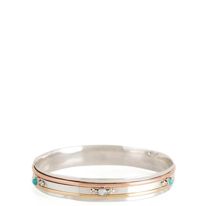 Charlotte's Web Rajput Empowerment Spinning Bangle
