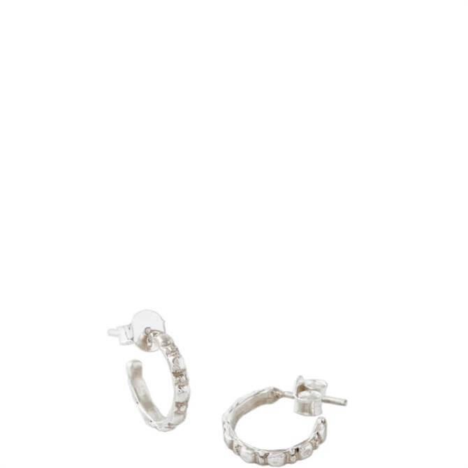 Charlotte's Web Maharani Manifest Small Hoop Earrings