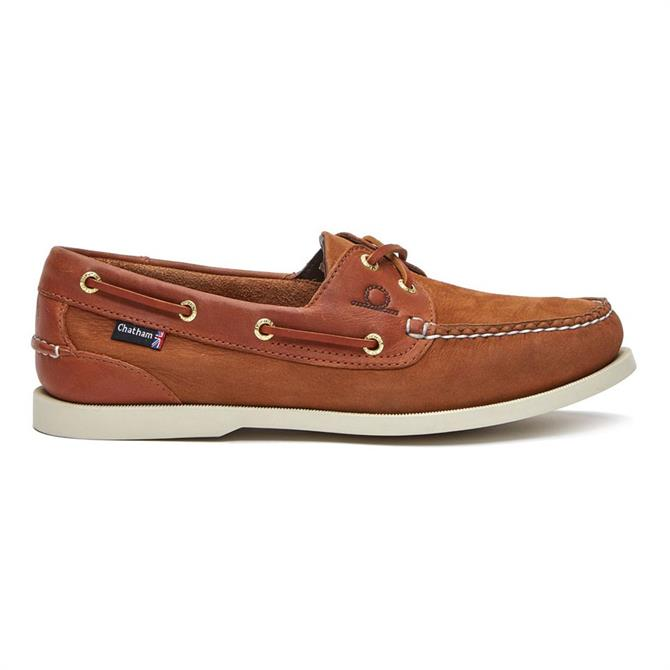 Chatham Bermuda II G2 Leather Boat Shoes