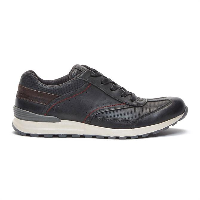 Chatham Diego Premium Leather Trainers