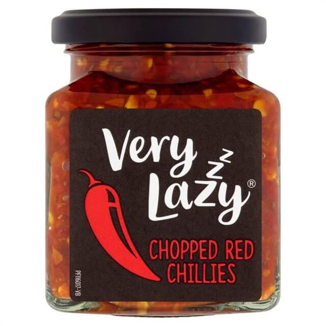 Very Lazy Red Chillies 190g