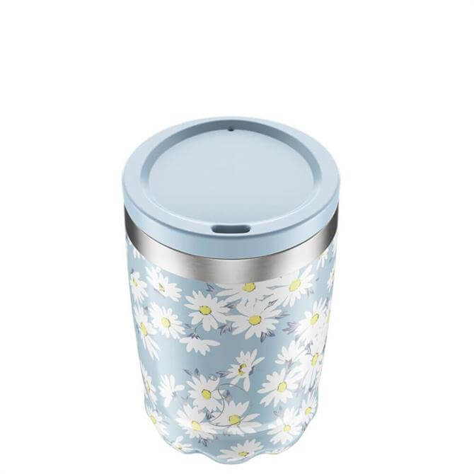 Chilly's Floral Daisy Coffee Cup 340ml
