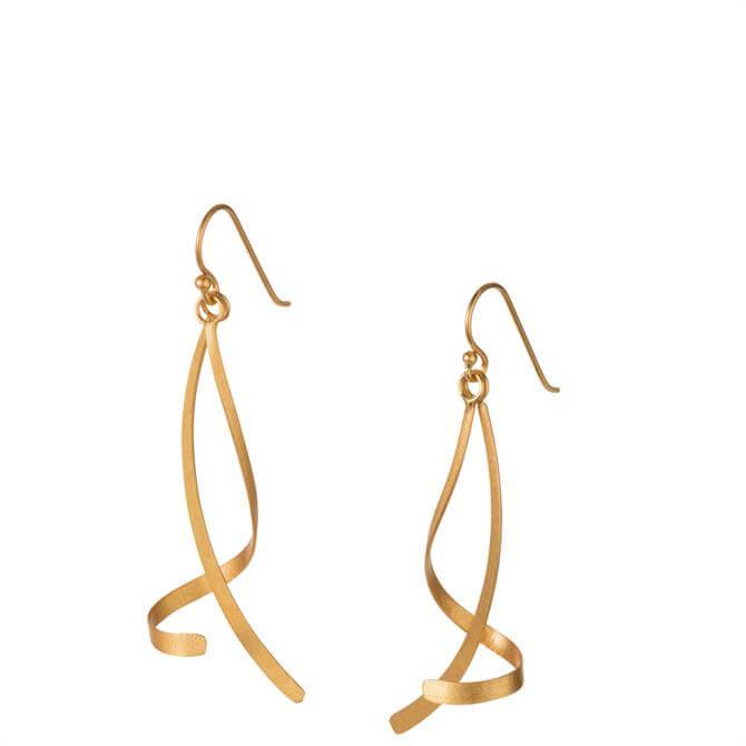 Christin Ranger Twist & Turn Earrings