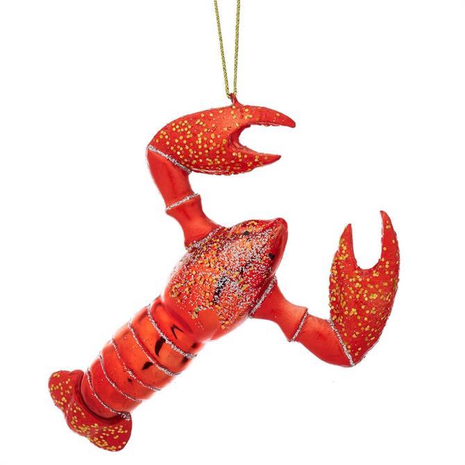 Sass & Belle Beach Fun Lobster Shaped Bauble