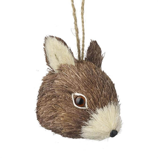 Parlane Squirrel Head Decoration