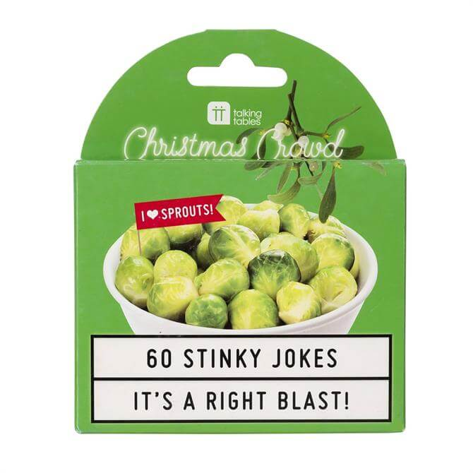 Christmas Entertainment Sprout Jokes
