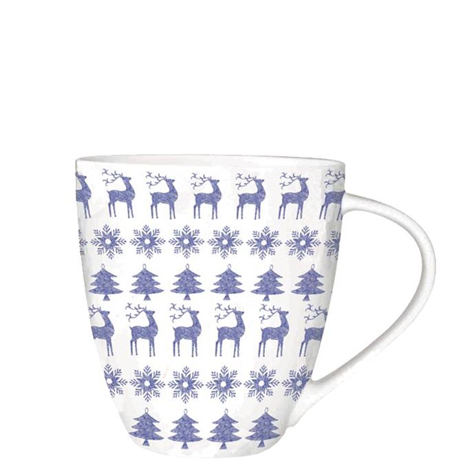 Churchill Christmas Jumper Crush Mug