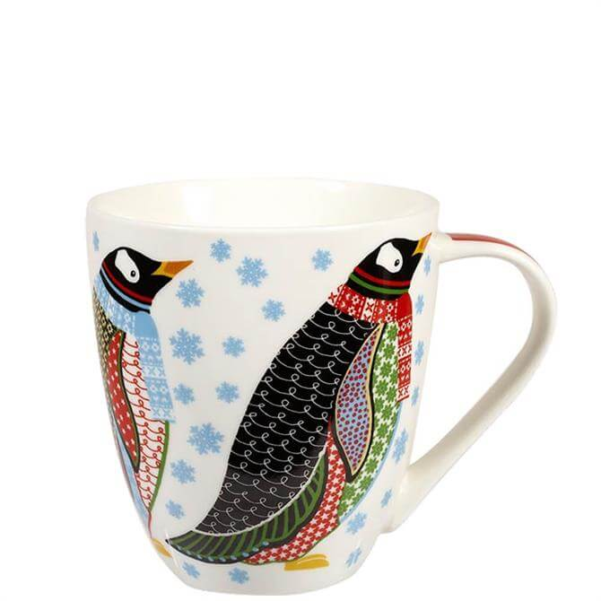 Churchill Christmas Penguin Crush Mug