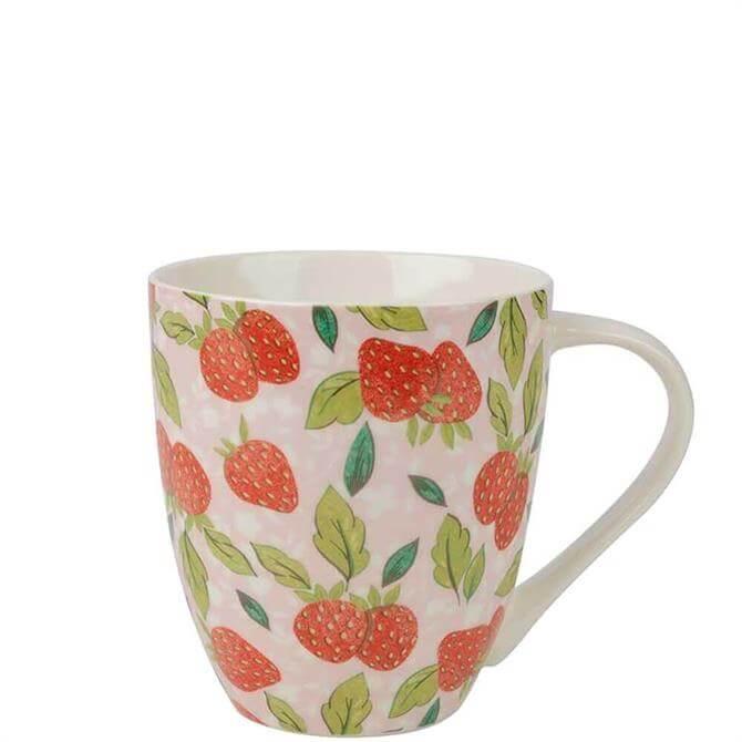 Churchill Strawberry Pink Crush Mug