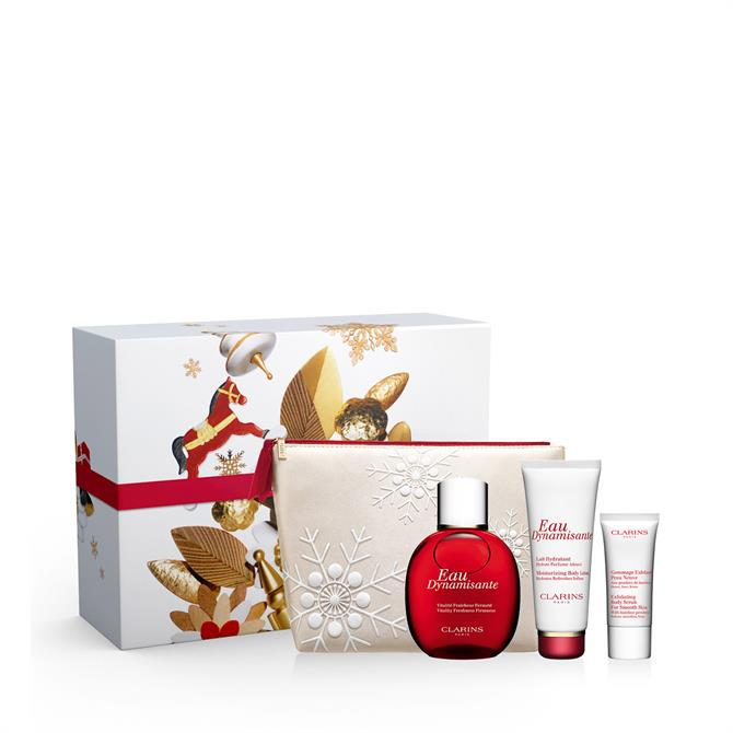 Clarins Eau Dynamisante Collection Gift Set