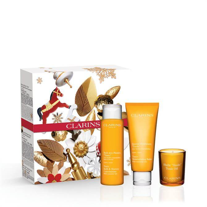 Clarins Aroma Ritual Body Collection Gift Set