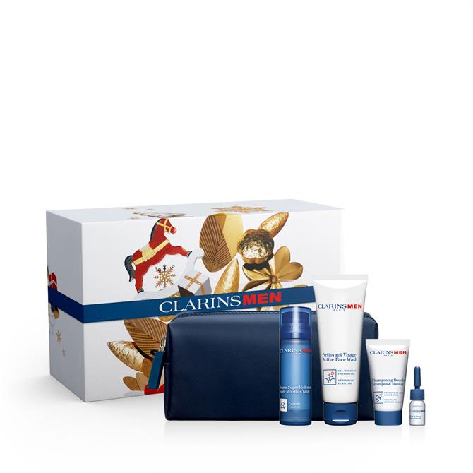ClarinsMen Hydrating Collection Gift Set