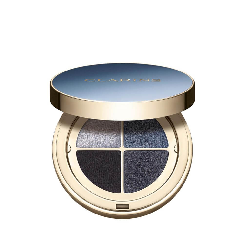 Clarins Ombre 4-Colour Eyeshadow Palette #04 Brown Sugar