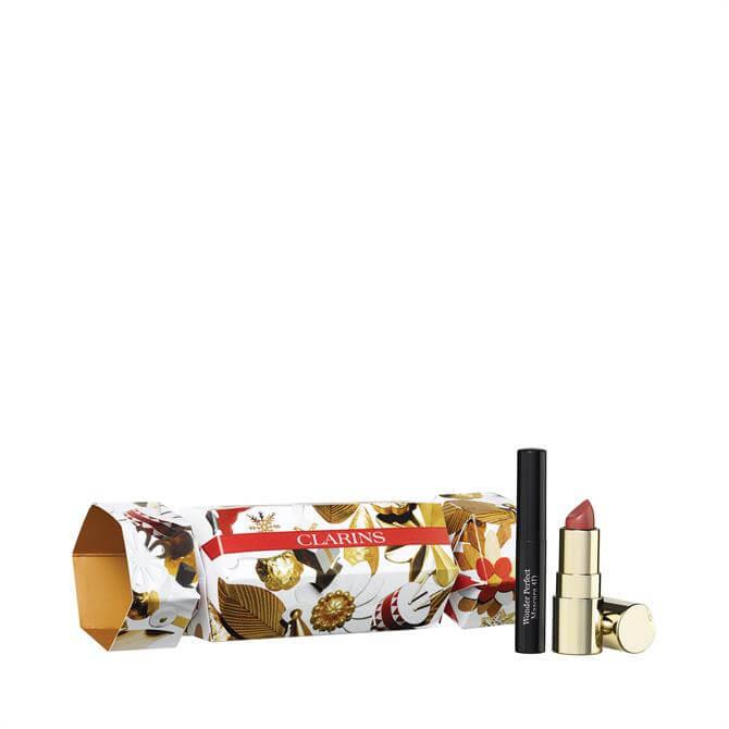 Clarins Make-Up Eyes & Lips Christmas Cracker Stocking Filler Gift