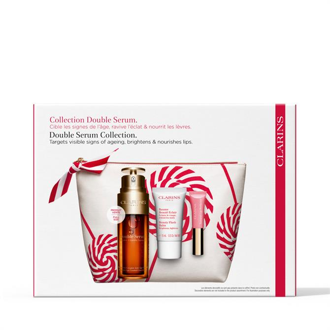Clarins Double Serum 50ml Collection