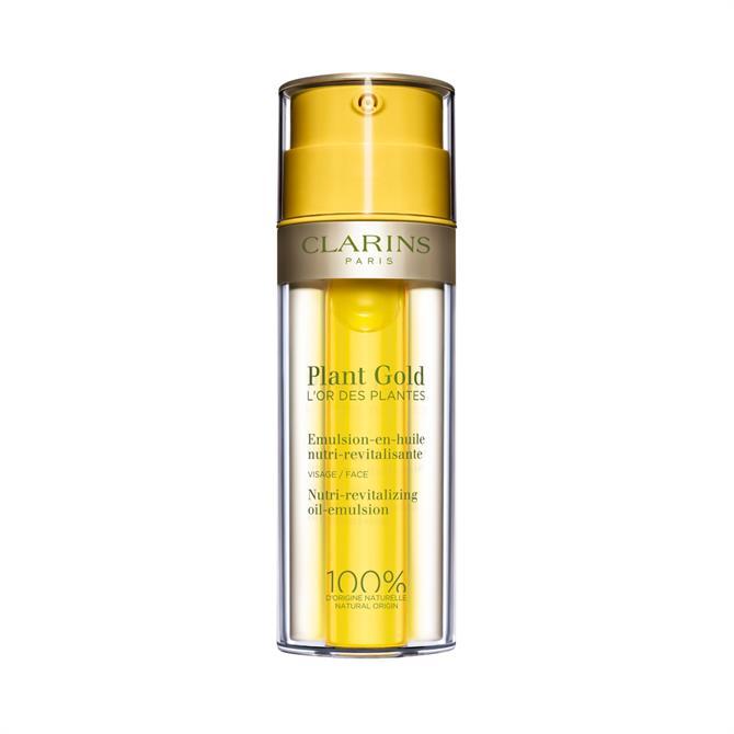 Clarins Plant Gold 2-in-1 Oil-Emulsion Moisturizer 35ml