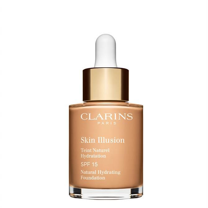 Clarins Skin Illusion Foundation SPF 15 Shade - 105.5 Flesh 30ml