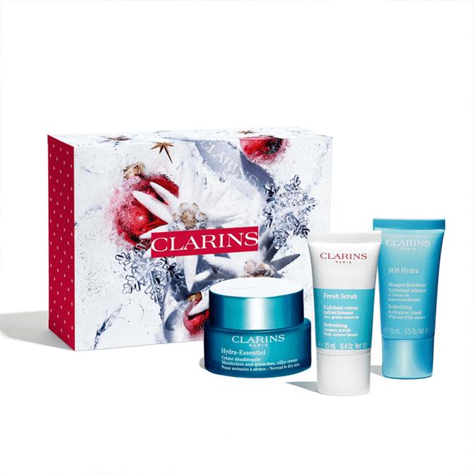 Clarins Hydra-Essentiel Collection Gift Set
