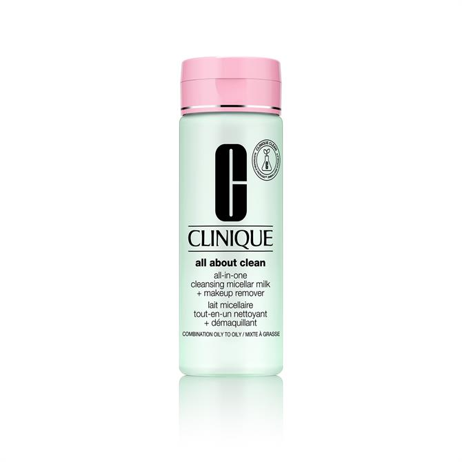 Clinique All-in-One Cleansing Micellar Milk + Makeup Remover 200ml