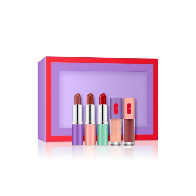 Clinique Plenty of Pop Makeup Gift Set