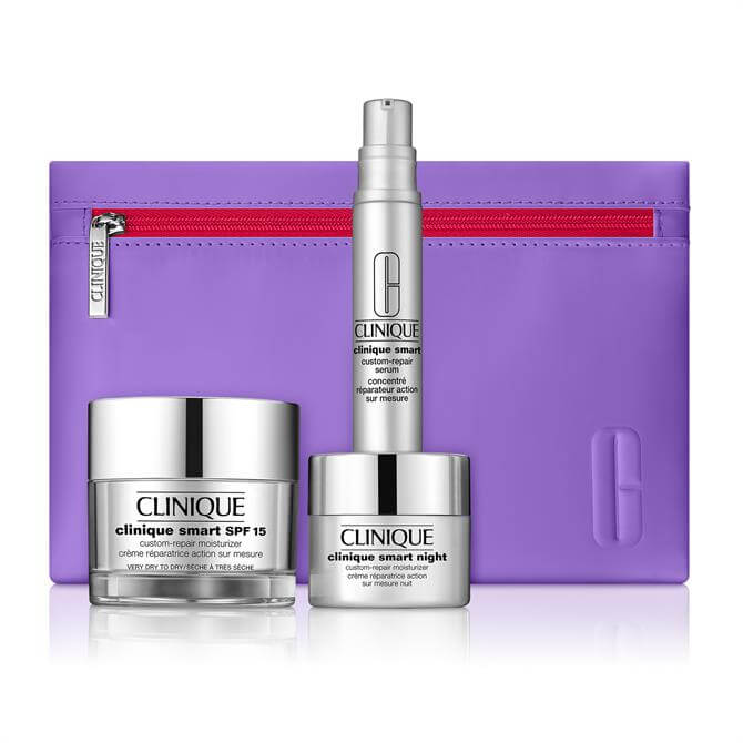 Clinique Smart & Smooth Skincare Gift Set