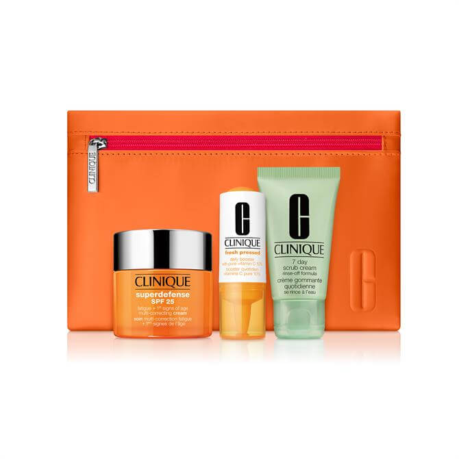 Clinique Daily Defense Skincare Gift Set