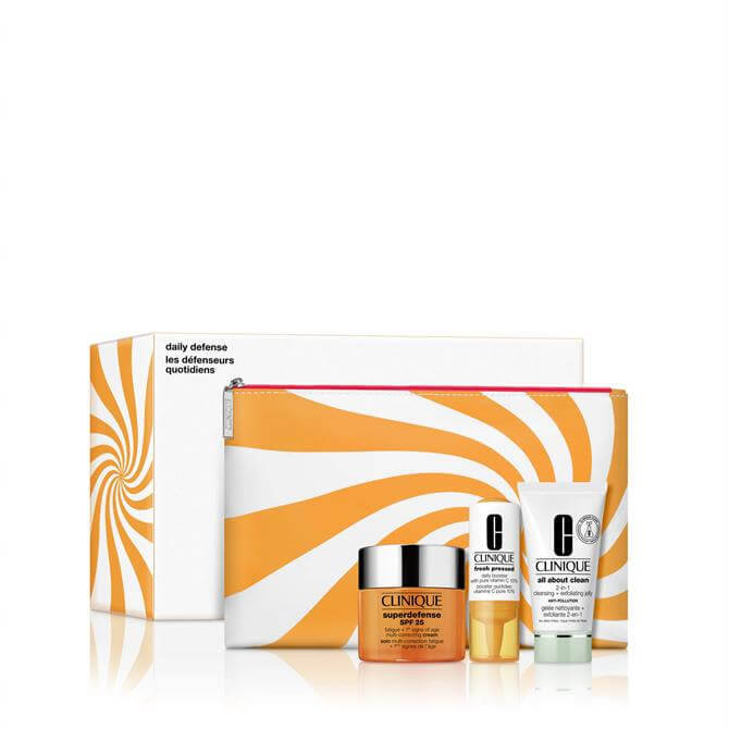 Clinique Daily Defense Gift Set