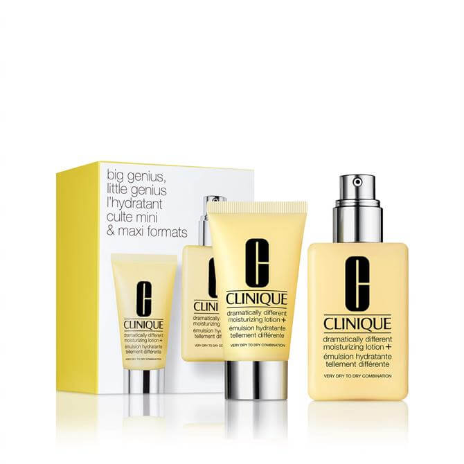 Clinique Big Genius, Little Genius Moisturising Gift Set- Dry Skin