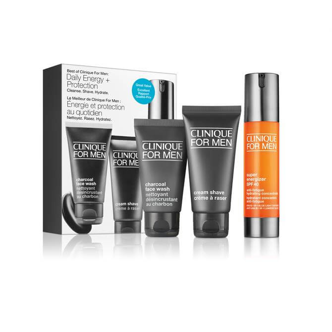 Clinique For Men Daily Energy + Protection Gift Set