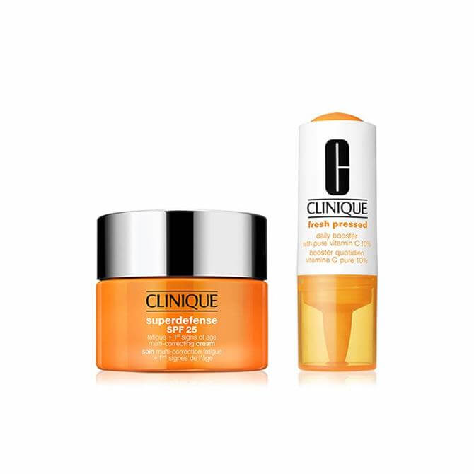 Clinique Fresh Pressed™ 7-Day Recharge System For Drier Skin
