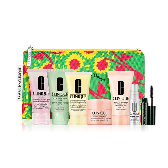 Clinique Free Gift worth £58.93 when you purchase two products one to be skincare or foundation