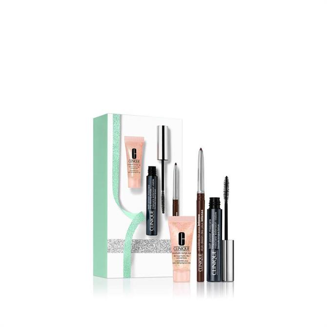 Clinique Power Lashes Christmas Gift Set For Eyes