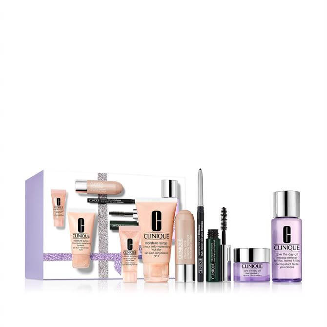 Clinique's Shining Stars Skincare & Make Up Gift Set