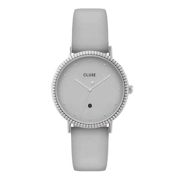 Cluse Le Couronnement Silver/Soft Grey Watch