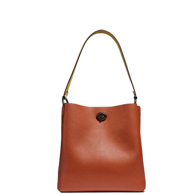 Coach Charlie Colourblock Bucket Bag