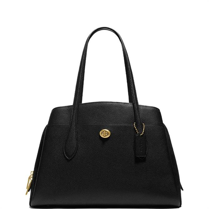 Coach Lora Black Carryall