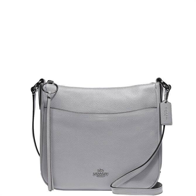 Coach Chaise Grey Crossbody Bag