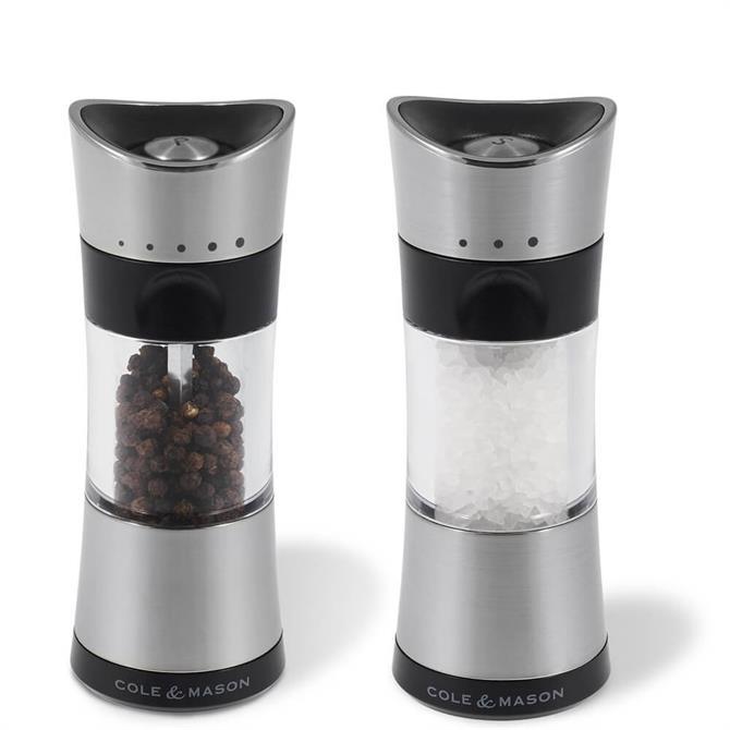 Cole & Mason Horsham Inverta Salt & Pepper Mill Set 154mm