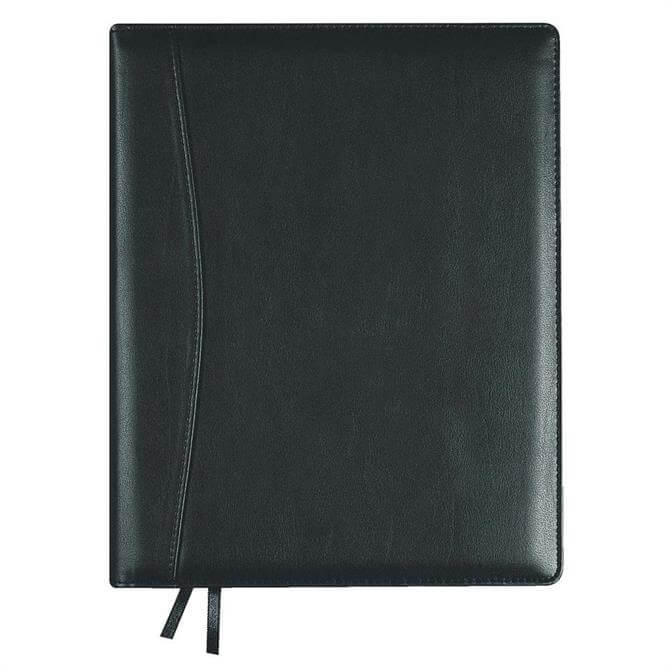 Collins Elite Executive Day To Page Diary 2020 - Black