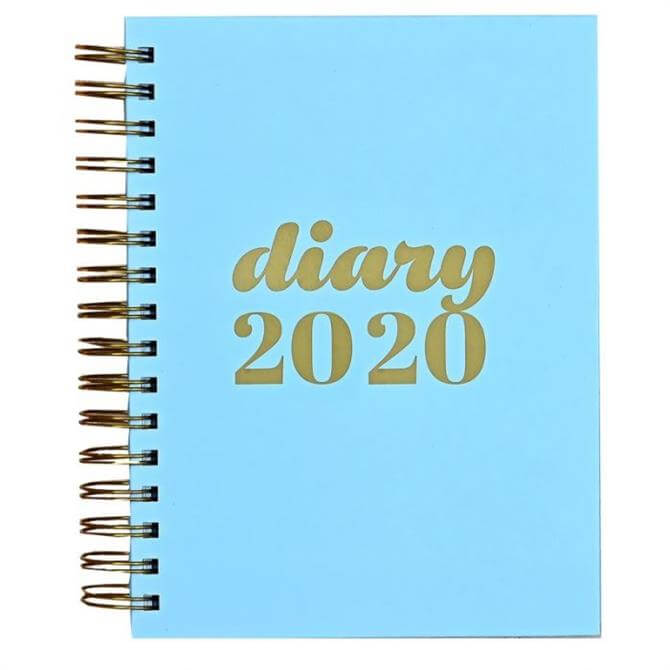 Collins Scandi A5 Day To Page Diary - 2020