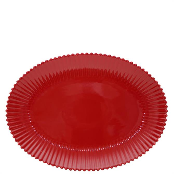 Costa Nova Pearl Rubi Oval Platter
